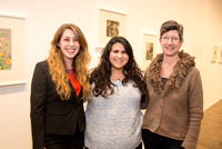 2014 - Women Artist Exhibit Opening