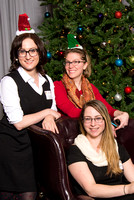 2014 Holiday Party - Santa Photos